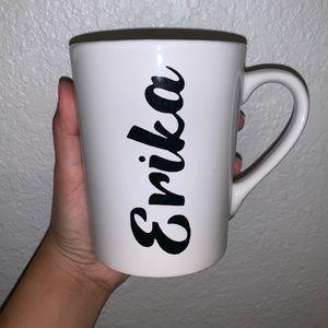 Wall Art - personalized mug